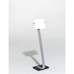 CRYSTAL SIGN stand A4