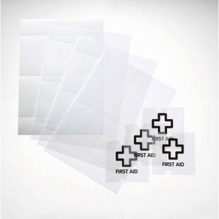 Náhradní štítky Crystal SIGN (10ks)