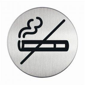 Piktogram Nekuřáci - kruh 83mm