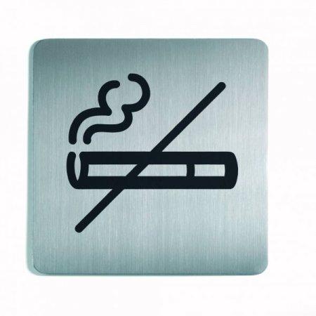 Piktogram čtverec Kouření zakázáno 150x150mm