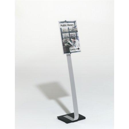 Infotabule CRYSTAL SIGN stojan A3