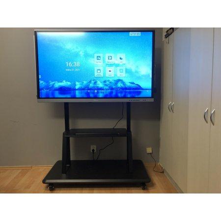 Interaktivní sestava LED display + stojan + WiFi