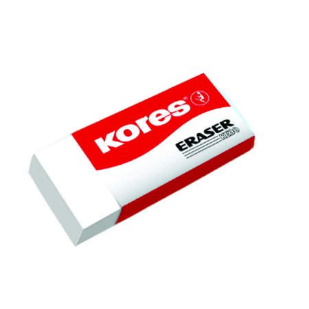 Bílá pryž Kores
