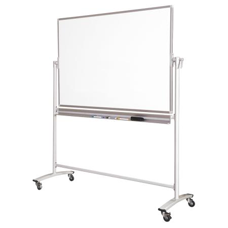 Pojízdná magnetická tabule RevoBASE 120x90cm