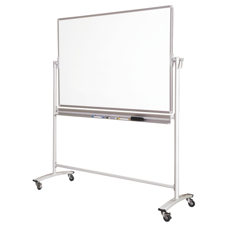 Pojízdná magnetická tabule RevoBASE 150x100cm