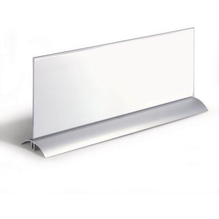 Jmenovka na stůl DURABLE Desk Presenter de Luxe 149x420mm