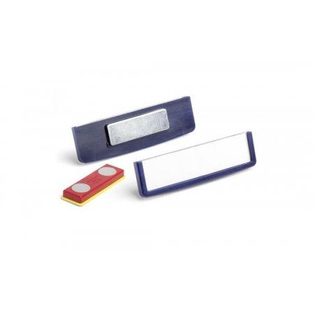 Jmenovka DURABLE FRAME s magnetem, 67x17mm, balení 25ks