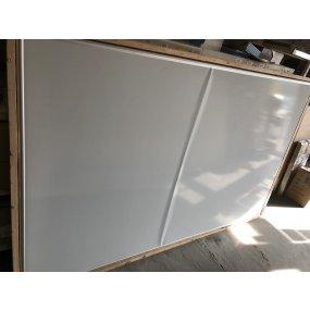 #394 Magnetická tabule EkoTAB Manažer 200x120cm, hliníkový rám - POŠKOZENO