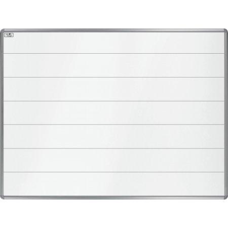 Magnetická tabule EkoTAB Manažer, linky 120mm