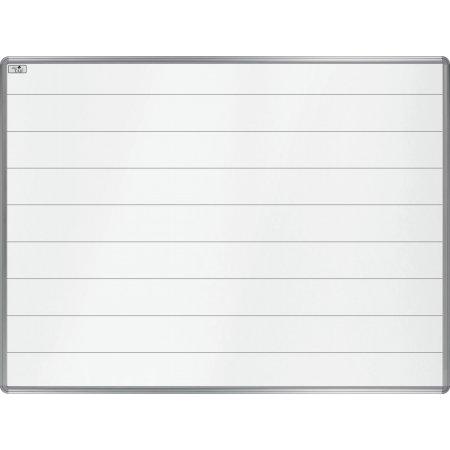 Magnetická tabule EkoTAB Manažer, linky 100mm