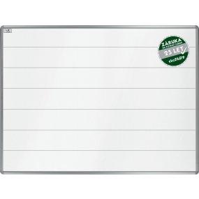 Keramická tabule EkoTAB Manažer, linky 120 mm