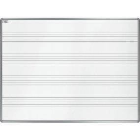 Magnetická tabule EkoTAB Manažer, notová osnova