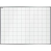 Magnetická tabule EkoTAB Manažer, čtverce 100mm