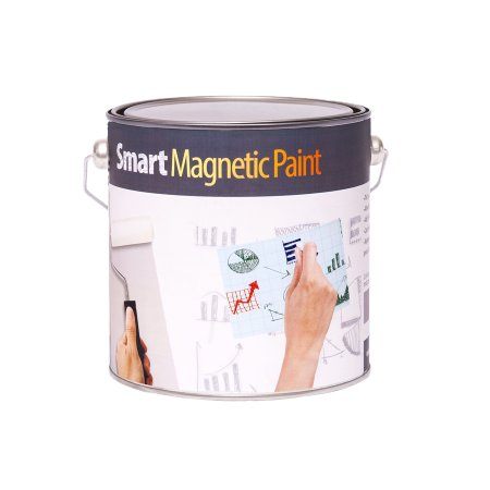 Chytrá zeď - Smart Wall Paint, magnetický primer, 10m2