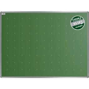 Školní tabule EkoTAB keramická, popis křídou, křížky 100mm