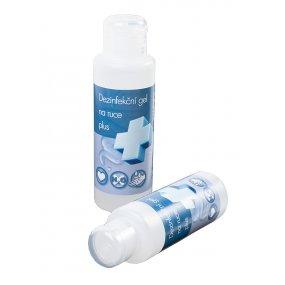 Dezinfekční gel na ruce PLUS cestovní balení 100ml