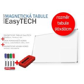 Magnetická tabule EasyTECH - AKCE!