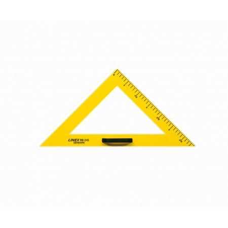 Trojúhelník tabulový 45°/50cm
