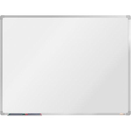 Magnetická tabule boardOK, stříbrný rám