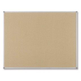Korková tabule NOBO CLASSIC, hliníkový rám