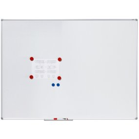 Magnetická tabule DAHLE Basic BOARD, hliníkový rám