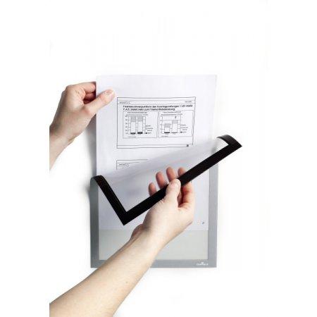 Magnetický inforámeček DURAFRAME® MAGNETIC A4 5ks v balení