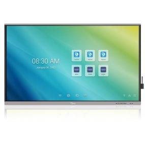 """Optoma 5751RK IFPD 75"""" - interaktivní dotykový, 4K UHD, multidotyk 20prstu, Android, antireflexní tvrzené sklo"""