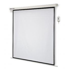 Projekční plátno NOBO elektrické, 240x180cm (4:3)