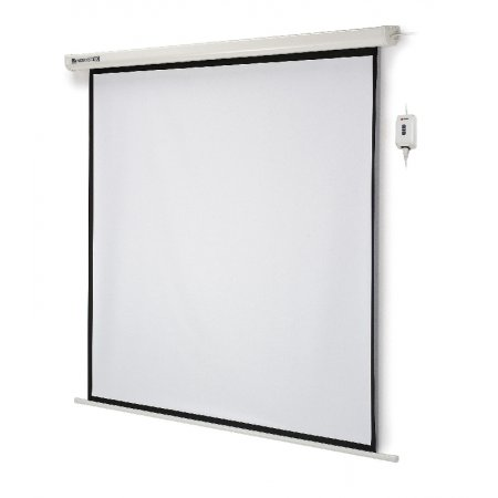 Projekční plátno NOBO elektrické, 144x108cm (4:3)