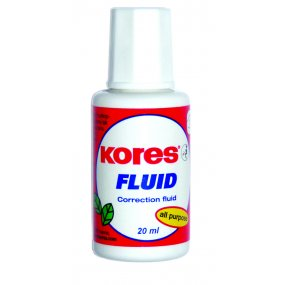 Opravný lak Kores Fluid 20ml