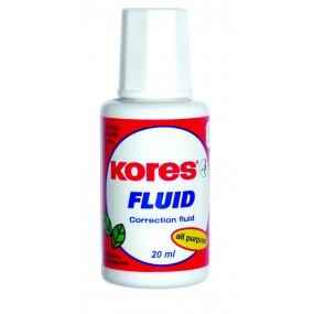 Opravný lak Kores Fluid 20ml