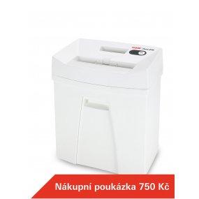 Skartovací stroj HSM Pure 220 3.9 mm + Dárek