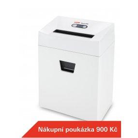 Skartovací stroj HSM Pure 320 3.9x30 mm + Dárek