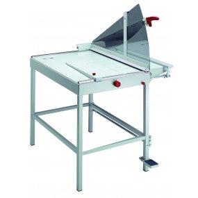 Profesionální páková stolní řezačka IDEAL 1080 (800mm)