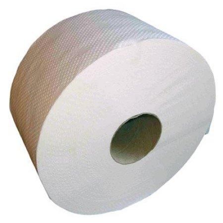 Toaletní papír Jumbo 1vrs.recykl 6 rolí