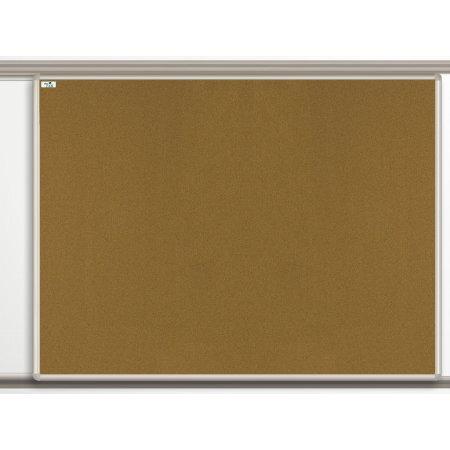 Korková tabule EkoTAB pro lištový systém