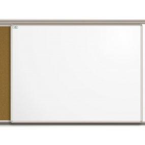 Keramická tabule EkoTAB Manažer pro lištový systém
