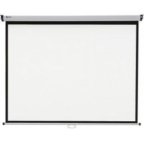 Projekční plátno NOBO manuální, 240x181cm (4:3)