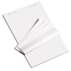 Blok pro flipchart bílý 95x68cm, 25 listů, 70g/m2