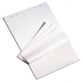 Blok pro flipchart rastrový 95x68cm, 25 listů, 80g/m2