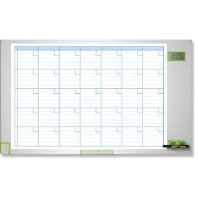 Plánovací tabule NOBO PERFORMANCE PLUS, měsíční, 100x60cm