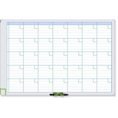 Plánovací tabule NOBO PERFORMANCE, měsíční, 90x60cm