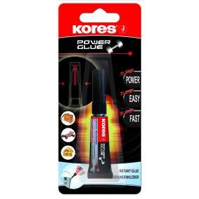 Vteřinové lepidlo Power Glue 3 g (v blistru)