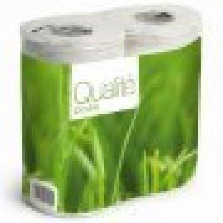 Toaletní papír Quality Soft folie 4ks 2 vrs. 32g/m2 návin 17m 64 rolí