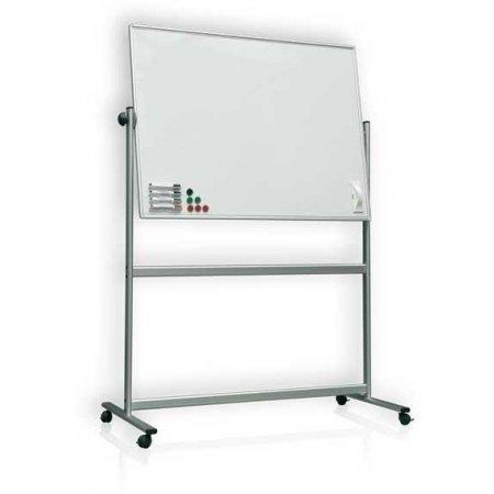 Pojízdná magnetická tabule RevoTECH 150x100cm
