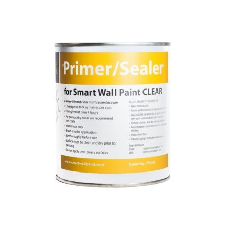 Chytrá zeď - Smart Wall Paint, sealer, 6m2