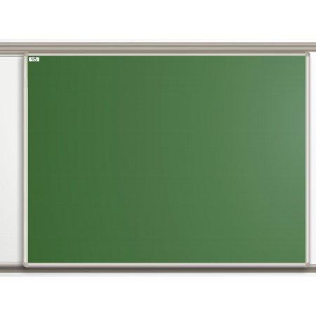 Školní tabule EkoTAB keramická pro lištový systém
