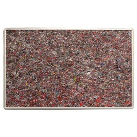 Textilní tabule EkoTAB s recyklovaným povrchem
