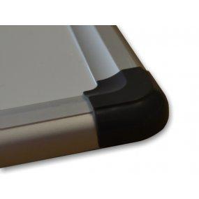Magnetická tabule EasyTECH poškozený rám 120x90cm
