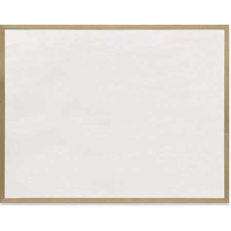 Magnetická tabule EcoTECH, dřevěný rám